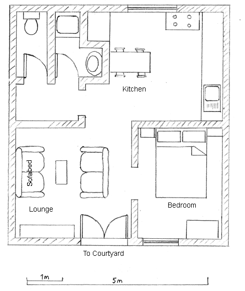 Le Merle Floor plan