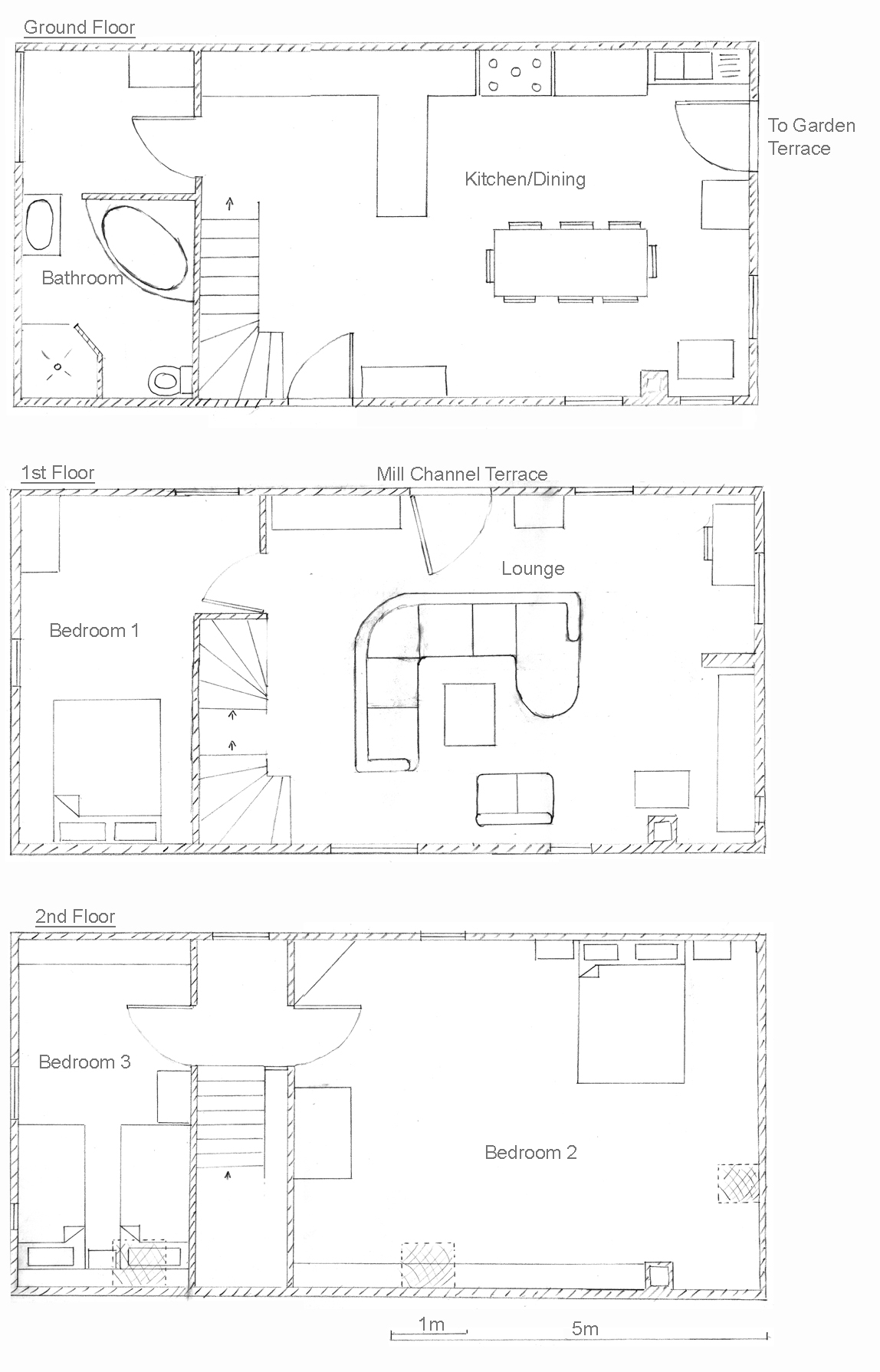 Le Moulin Floor plan