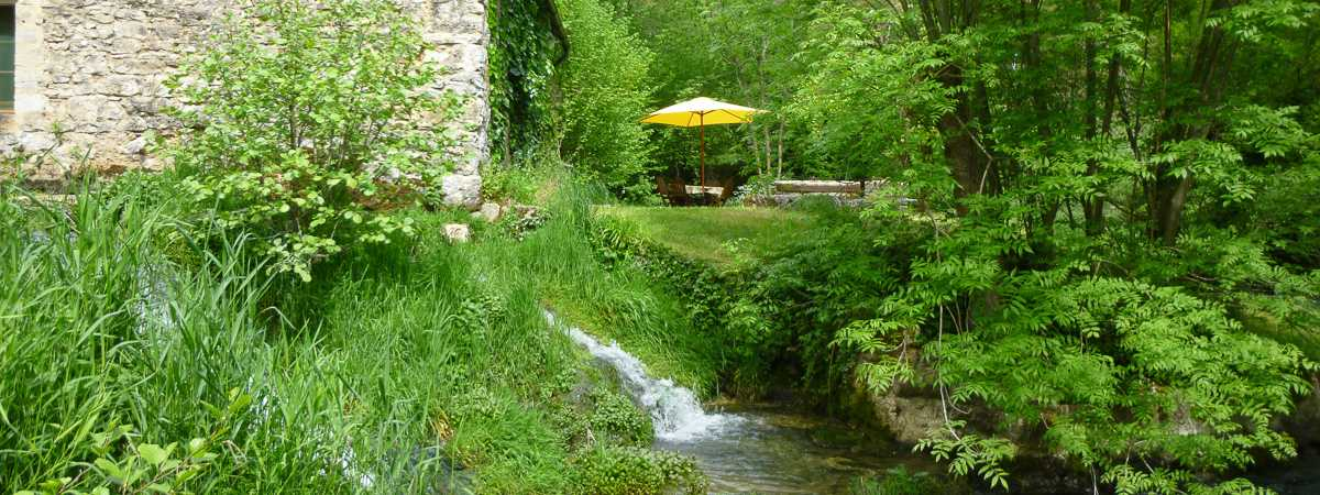 Moulin de Lantouy - Holiday Gites to let in the Lot Valley